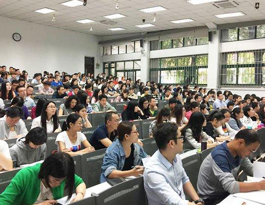 中国人民大学公共管理学院上课图集