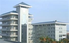 华北电力大学建筑楼