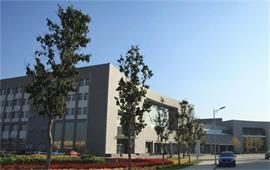 华北电力大学校园风景