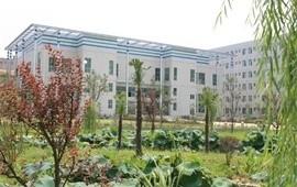 中南财经政法大学绿景